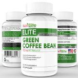 Green Coffee Bean Elite - NEW!!! 100% Pure Organic Green Coffee Bean Weight Loss Formula with Chlorogenic Acid ★ 60 Count ★ TV Dr. Recommended - Fat Burner - Natural Weight Loss Supplement - Best Premium Quality - 100% Guarantee! - BEST FORMULA ON AMAZON!  - http://weightlosshype.com/green-coffee-bean-elite-new-100-pure-organic-green-coffee-bean-weight-loss-formula-with-chlorogenic-acid-%e2%98%85-60-count-%e2%98%85-tv-dr-recommended-fat-burner-natural-weight-loss-supplem/