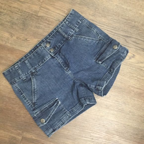 Calvin Klein Jeans - Denim Shorts Calvin Klein Jeans Denim Shorts - worn only a few times in great condition. Buy them now and they ship tonight!! Calvin Klein Shorts Jean Shorts
