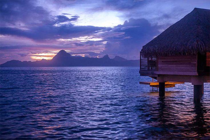 Nella Polinesia Francese, Tahiti è la più grande delle 5 isole del gruppo del Vento nell'arcipelago delle Isole della Società.
