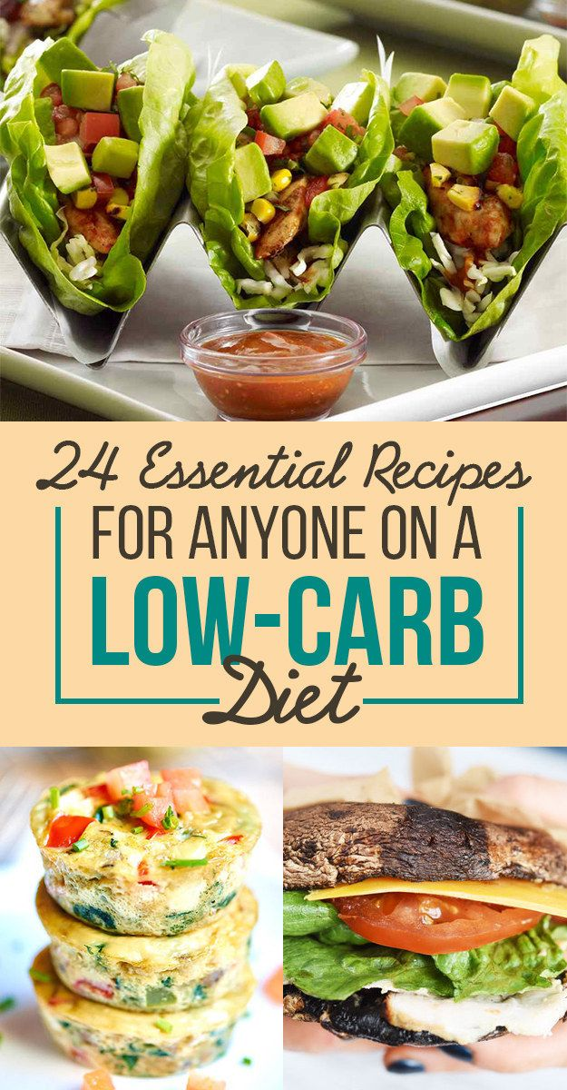 24 Essential Recipes For Anyone On A Low-Carb Diet