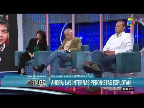 """Guillermo Moreno: """"Tenemos un bestia gobernando y es el momento de frena..."""