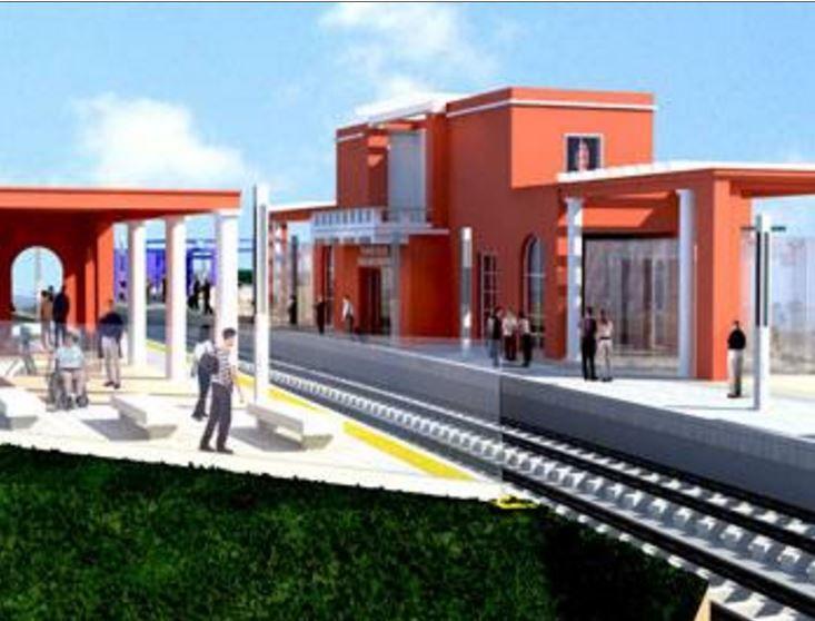 La querelle relativa al progetto delle Ferrovie dello Stato che vorrebbero costruire una nuova stazione a Pompei, in modo da far arrivare