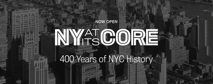 New York At Its Core: MCNY's Past, Present and Future of the city - The Bowery Boys: New...