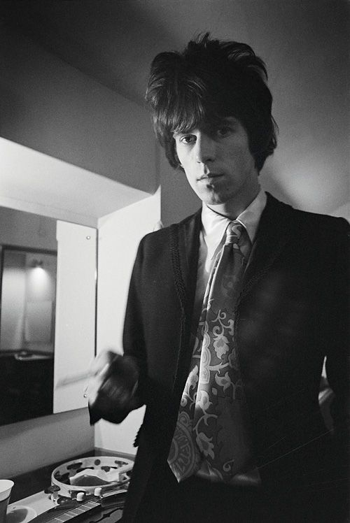 "Beginning to attain ""Keef""ness : Early Photographs of the Rolling Stones by Philip Townsend, from 1962-1963"