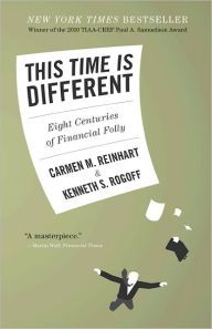 This Time is Different: Eight Centuries of Financial Folly by Carmen M. Reinhart Download