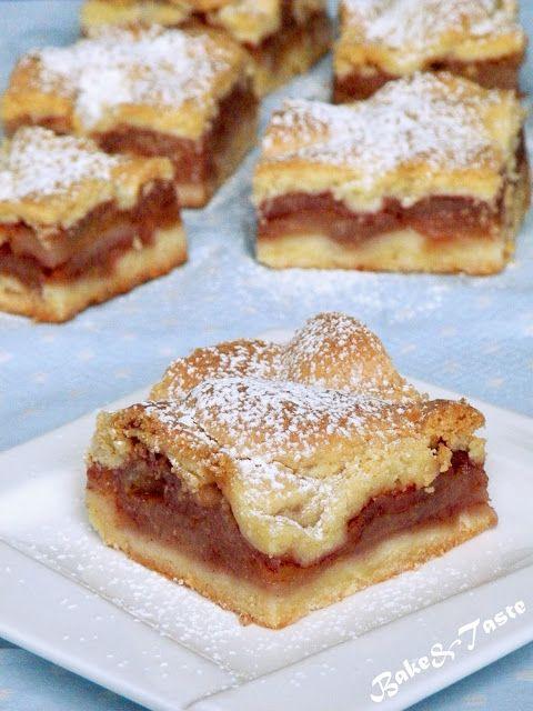 Bake&Taste: Klasyczna szarlotka z jabłkami