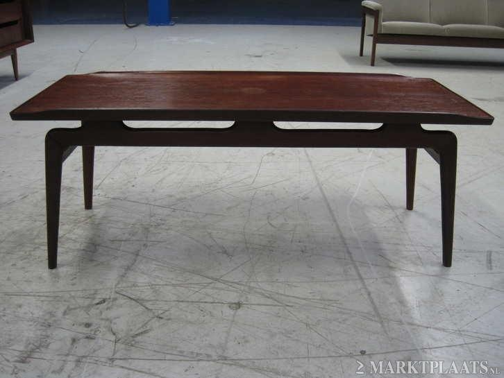 Table basse vintage grand modele trocadero for Table basse kreabel