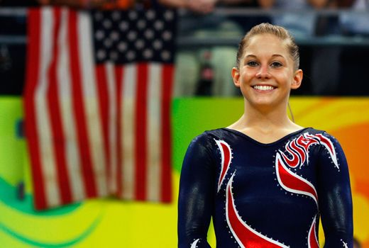 :( Olympic gymnast Shawn Johnson retires, will not compete in 2012 London Summer Games