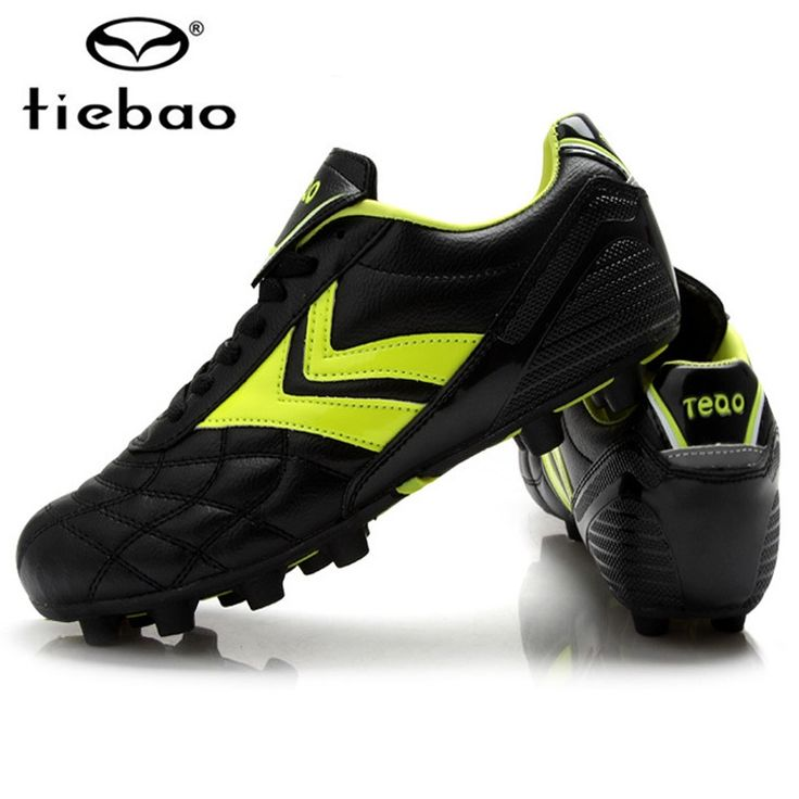 31.71$  Buy now - http://aliiyo.shopchina.info/go.php?t=32619939088 - Tiebao New Men Outdoor Grass Soccer Shoes Cleats For Adults Children Sports Football Shoes Brand Football Boots Male Size 35-44  #bestbuy