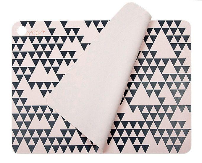Placemats van OYOY - via www.uittnoorden.nl