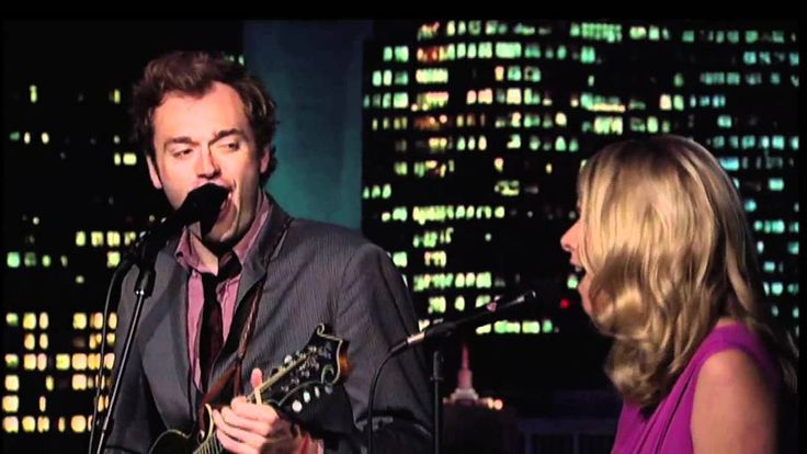 """Yo-Yo Ma, Chris Thile and Aoife O'Donovan """"Here To Heaven"""" from Goat Rodeo Sessions"""