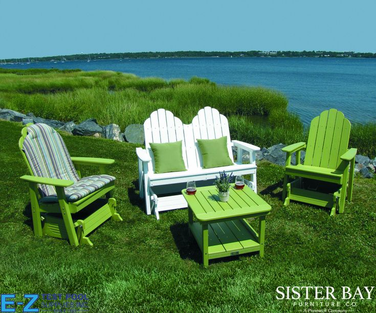 Sister Bay Furniture Recycled Plastic, Used Outdoor Furniture Rhode Island