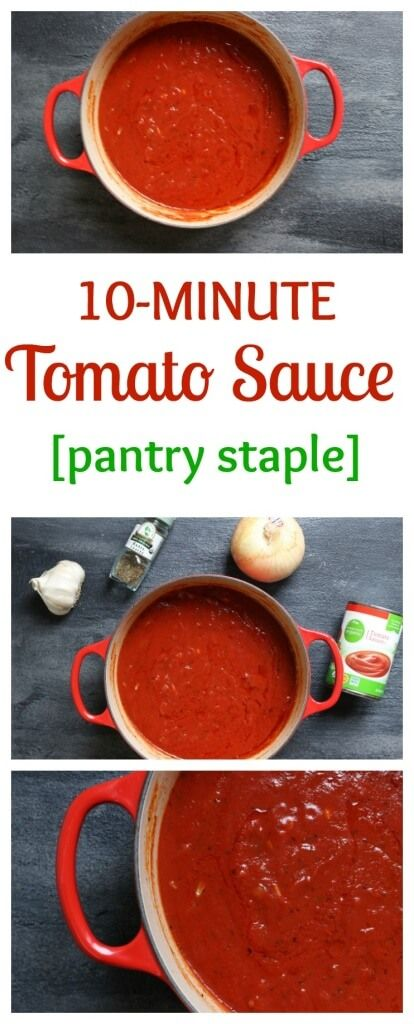 Simple tomato sauce, Tomatoes and Sauces on Pinterest