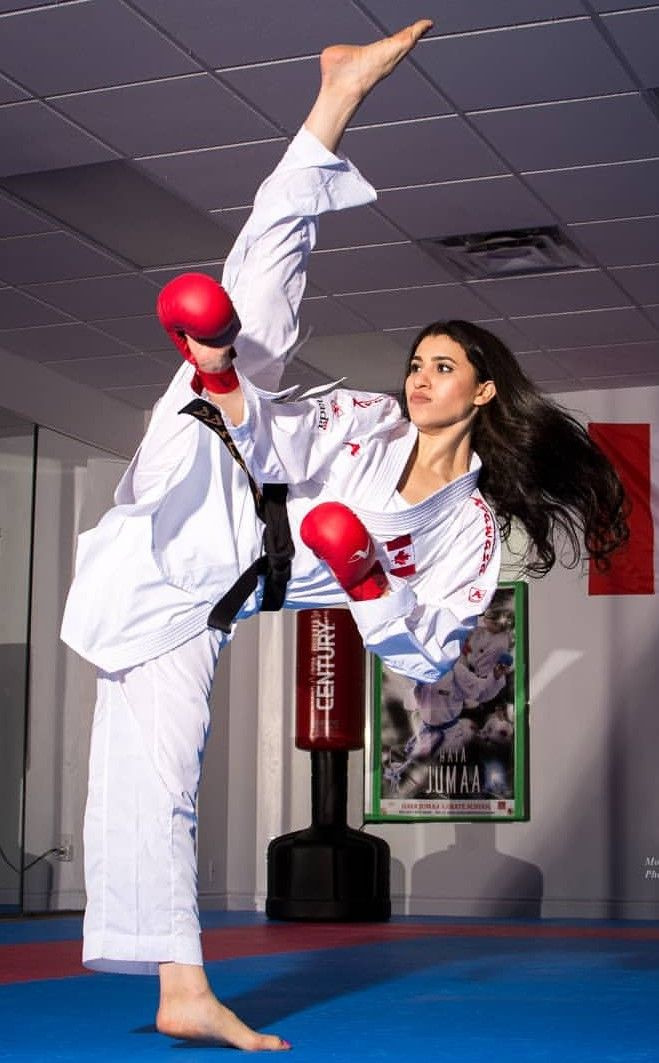 Pin By Knowledge On Karate With Images Martial Arts Girl