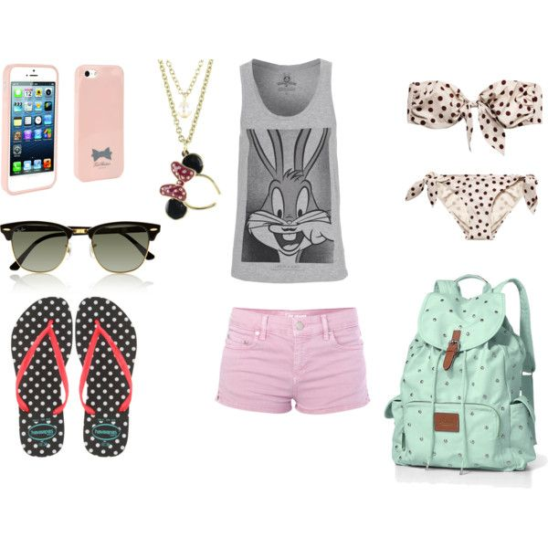 """summerrrrrr"" by theo-mar on Polyvore"