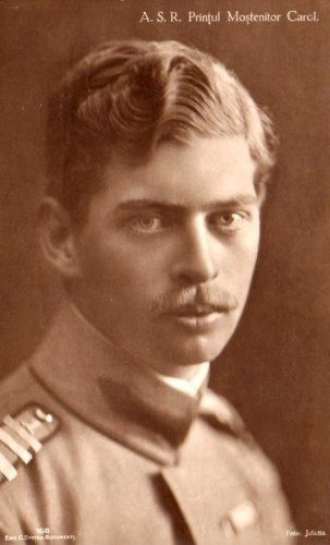 König Carol II. von Rumänien, King of Romania 1893 – 1953