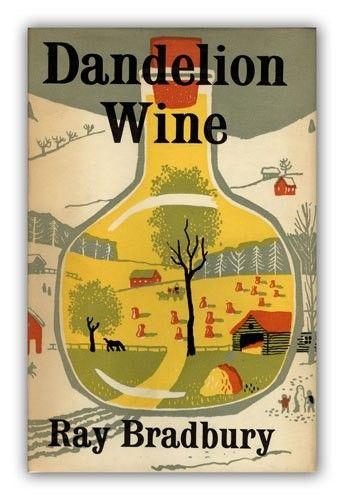 """Рэй Брэдбери """"Вино из одуванчиков"""" 1957"""
