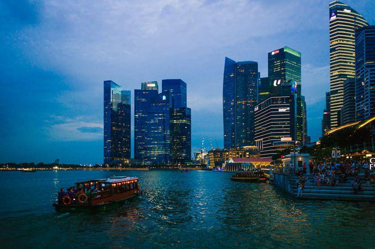 À faire à Singapour - Croisière en bateau
