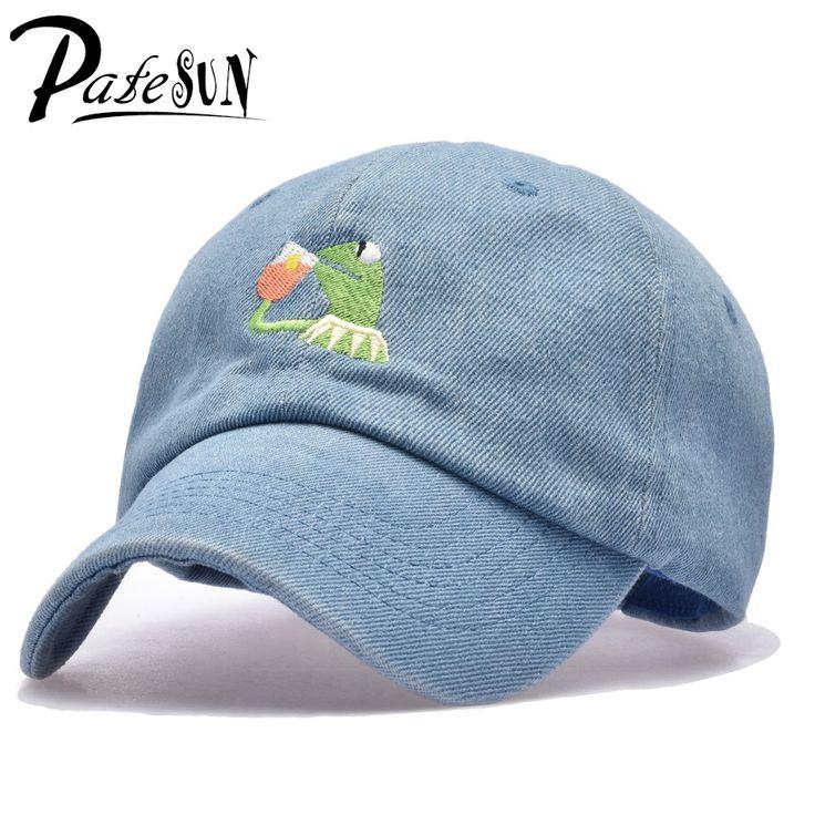 Té rana kermit snapback sombrero de papá de mi incumbencia lerbon James kenye Big Daddy casquette sombrero Hombres Mujeres gorra de Béisbol de la Muchacha
