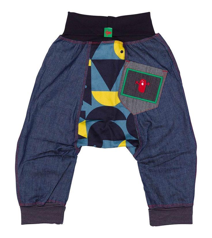 Juc Harem Pant, Oishi-m Clothing for kids, Winter 2016, www.oishi-m.com