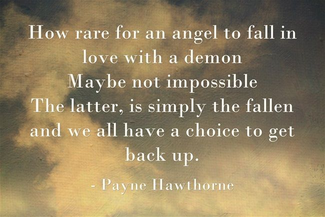 Angel And Demon Love Quotes: 25+ Best Ideas About Get Back Up On Pinterest