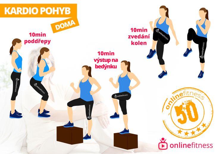 Tréninkový plán závislý na Tvém věku, aneb když ti už bylo 50 let | Blog | Online Fitness - živé fitness lekce, cvičení doma pod vedením trenérů