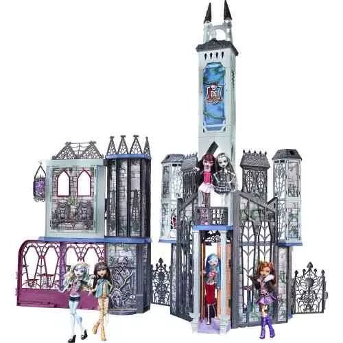 Monster High Deadluxe High School Bunny Toys - $ 14.999,99