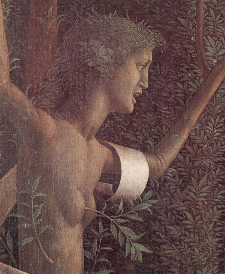 Андреа Мантенья. Победа добродетели, 1504 г.