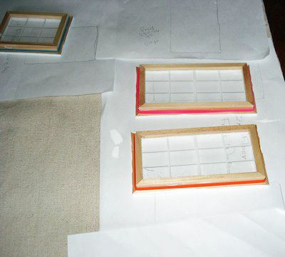 Building a Dollhouse: Windows and Shutters