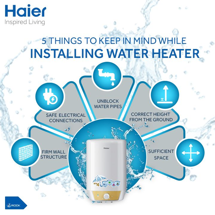 Make the most out of your water heater with these important installation tips. Get refreshed!