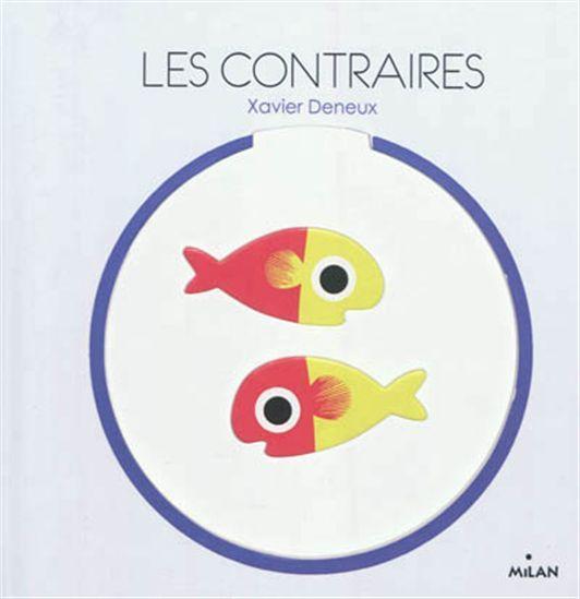 Un album d'éveil tactile déclinant dix séquences d'oppositions pour apprendre le concept des contraires.