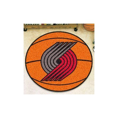 FANMATS NBA - Portland Trail Blazers Basketball Doormat