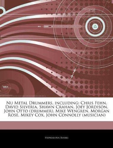 Articles on NU Metal Drummers, Including: Chris Fehn, David Silveria, Shawn Crahan, Joey Jordison, John Otto (Drummer), Mike Wengren, Morgan Rose, Mik