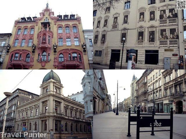 Famous Building of Lodz