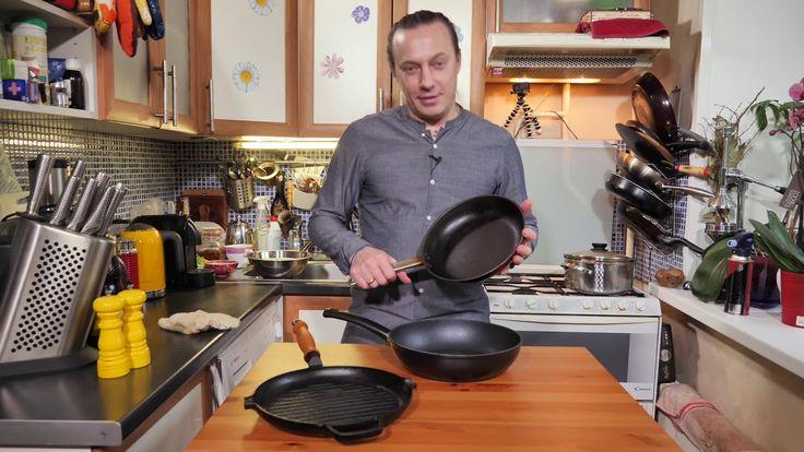 Какие сковородки лучше. Обзор сковородок. Как выбрать ...