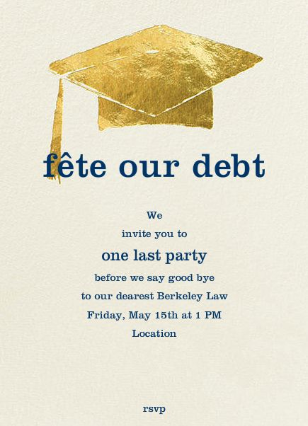 8 best Berkeley Law Graduation Party 2015 images on Pinterest Grad - best of invitation kick off meeting