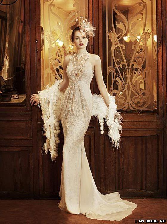 Vintage Style Wedding Dress | wedding