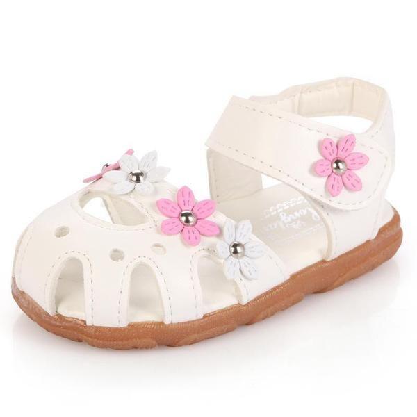 Flower Sandal Shoes