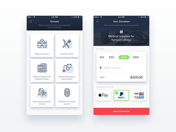 Mohid iOS  App - UI/UX Design by Nimasha Sewwandi Perera