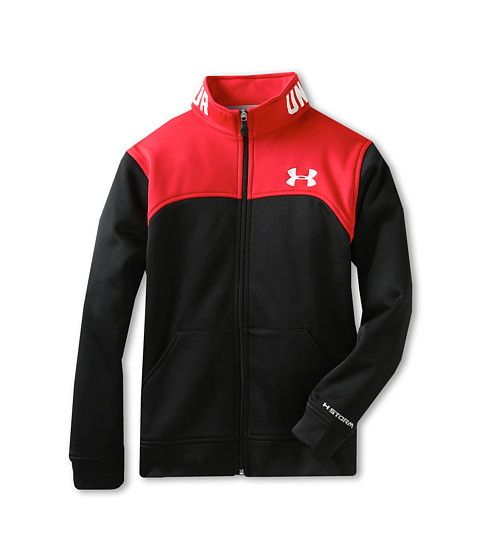 Under Armour Kids Boys' Armour® Fleece Storm Jacket (Big Kids)