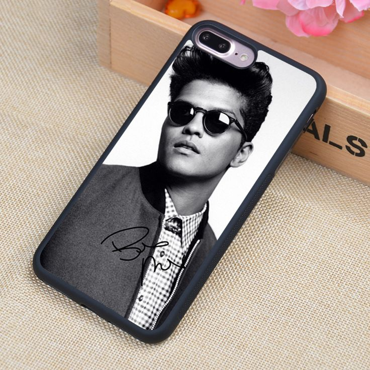 >> Click to Buy << Bruno Mar Sign Pattern Soft Rubber Mobile Phone Cases OEM For iPhone 6 6S Plus 7 7 Plus 5 5S 5C SE 4 4S Cover Bags Skin Shell #Affiliate