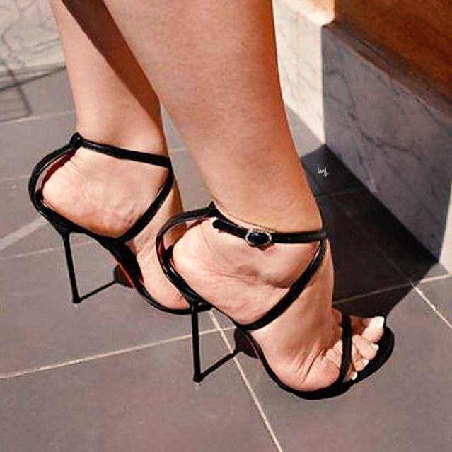 "goddesstasha: ""spiked heels Goddess Tasha Only High Heels """