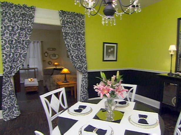 Design On A Dime Living Rooms   ... Elle Decor and HGTV TV shows, Divine Design and Design on a Dime
