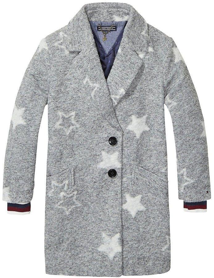 Th Kids Star Coat