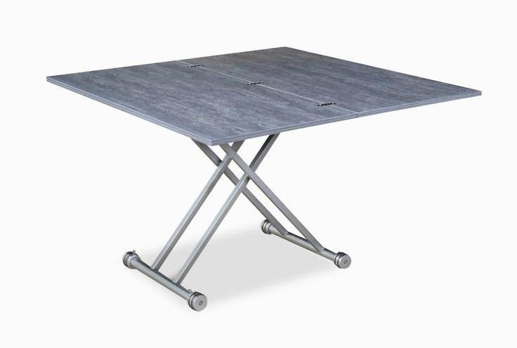 Best 25 table relevable ideas on pinterest table basse - Table basse relevable extensible conforama ...