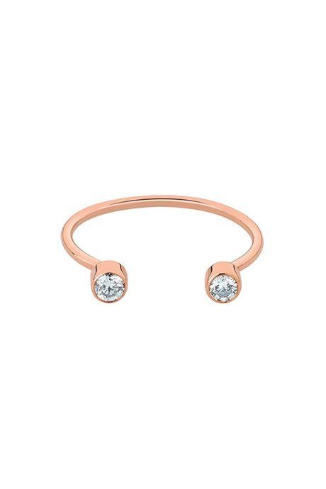 VanRycke | Mademoiselle Else Twin Diamond Ring | My Chameleon
