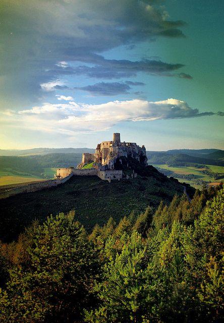 Spišský hrad (castle), Slovakia