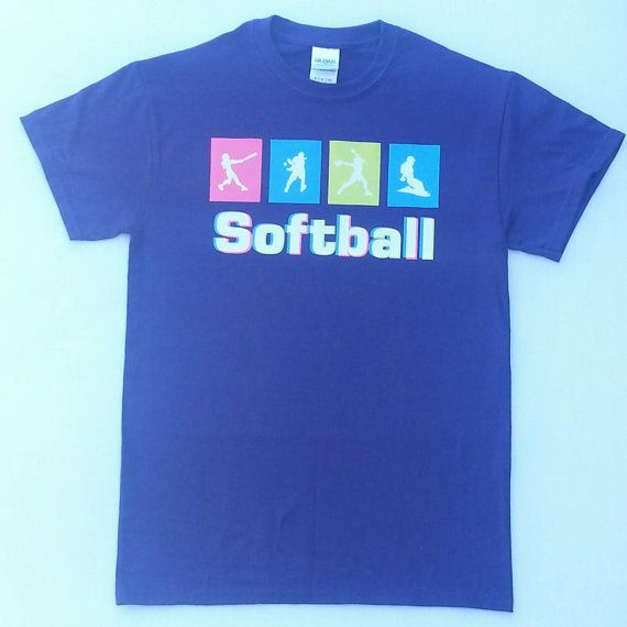Check out this item in my Etsy shop https://www.etsy.com/listing/184213839/softball-t-shirt-sport-t-shirts-womens