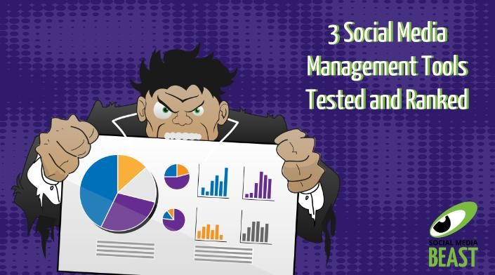 Inside The Toolbox: 3 Social Media Management Tools Tested And Ranked - #socialmedia #tools