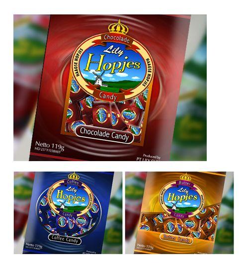 Liliy Hopjes Candy
